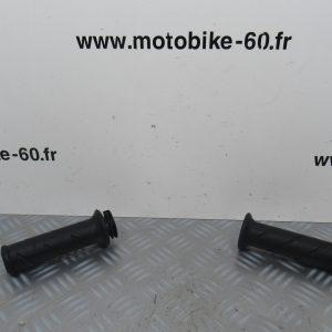 Poignee de gaz accelerateur Peugeot TKR Metal X 50
