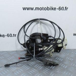 Piaggio X8 125 cc Système ouverture coffre