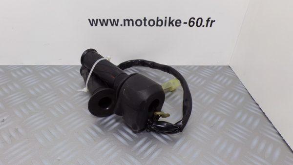 Poignee gaz accelerateur + commodo droit Yamaha Xmax/MBK Skycruiser 125