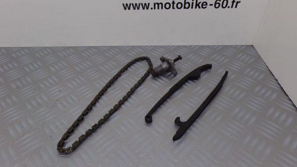 Tendeur/chaine/patin Yamaha CYGNUS 125