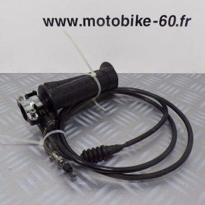 Poignee de gaz accelerateur + cable Yamaha CYGNUS 125