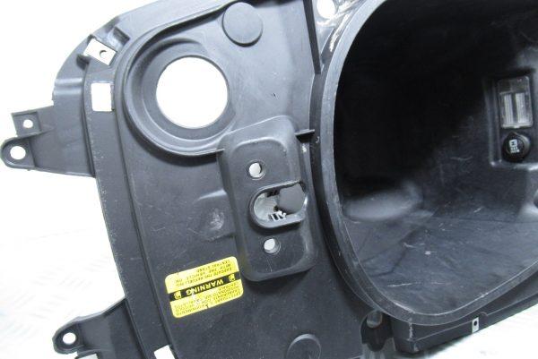 Coffre de selle Gilera GP800