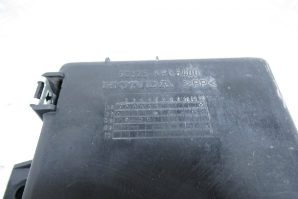 Support de batterie Honda Varadero 125