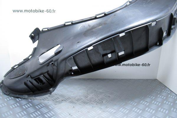 Marche pied gauche Piaggio X9 125 (ref: 577999SX)