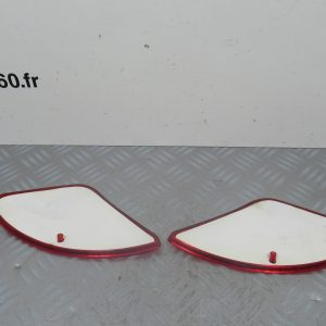 Cache rouge top case Piaggio Beverly 300