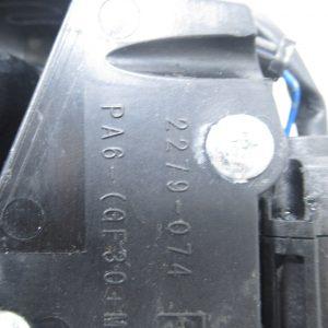 Retroviseur droit electrique Suzuki Burgman 650