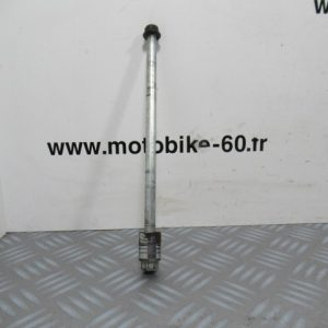 Axe roue avant MBK Booster 50