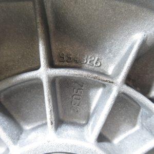 Carter transmission Piaggio X9 125 (ref:994326)