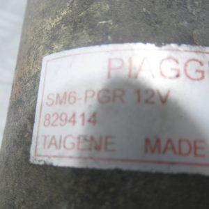 Demarreur – Piaggio X9 125