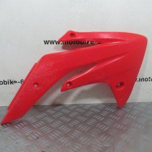 Ouie radiateur plaque laterale droit Honda CRF 150