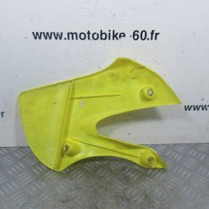 Ouie radiateur plaque numero laterale avant droit  Suzuki RM 65