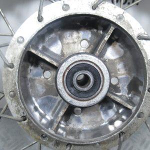 Roue arriere Yamaha TTR 90 (80/100-12 M/C 41M)