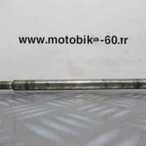 Axe roue avant Peugeot Ludix 50 cc