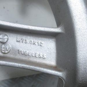 Roue avant Peugeot Vivacity 50 (120/70-12 M/C51J)