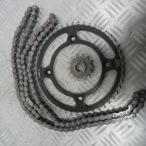 Kit chaine Husqvarna TC 85 2t