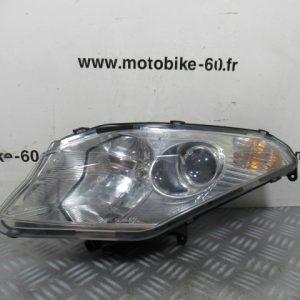 Optique phare droit Peugeot Satelis 125