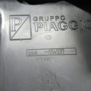 Cache sous bulle Piaggio X7 125 (654537)