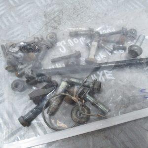 Visserie + Axe Yamaha Slider 50