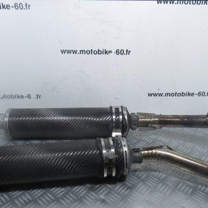 Echappement Silencieux Yamaha XJ 600 N