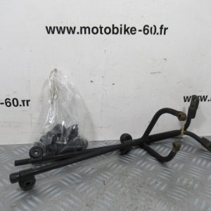 Barre bulle haute Peugeot Loxoor 125cc