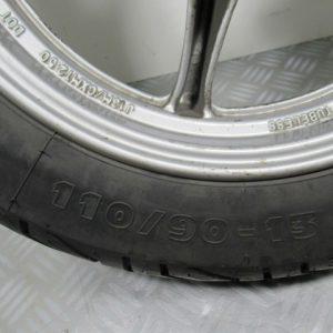 Roue avant Suzuki Burgman 125 cc