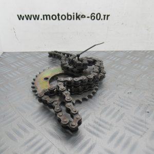Kit chaine 420/32/15 – 15-E560 Yamaha Piwi 80