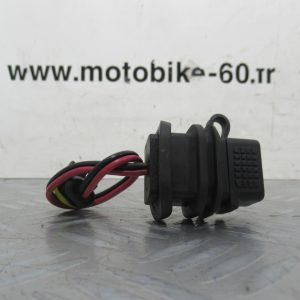 Port USB coffre Aprilia SR Motard 50