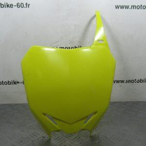 Plaque avant frontale Suzuki RMZ 450