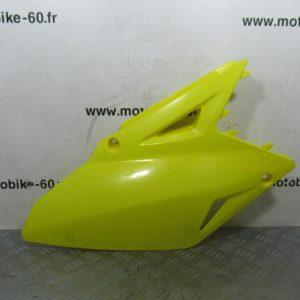 Plaque numero lateral arriere droit Suzuki RMZ 450