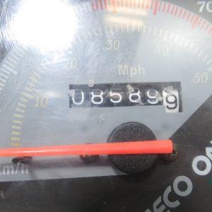 Compteur 8598km Neco ZN QT 50