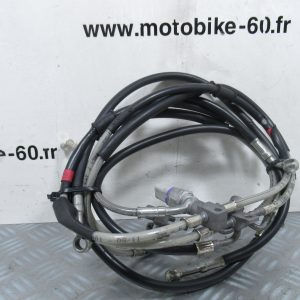 Flexible avant Piaggio MP3 500