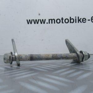 Support moteur avant inferieur Honda CRF 450 R