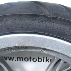 Roue avant 110/70-12 Peugeot Kisbee 50