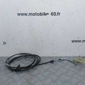 Cable ouverture de selle Peugeot Speedfight (3) 50