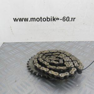 Kit chaine Yamaha Piwi 80