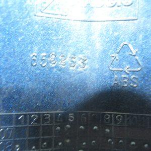 Face avant Piaggio X evo 125 (ref:656253)