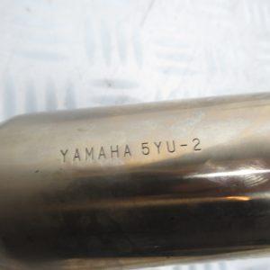 Collecteur echappement arriere Yamaha MT01 1700 55y