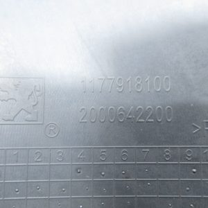 Bas caisse sabot Peugeot Kisbee 50