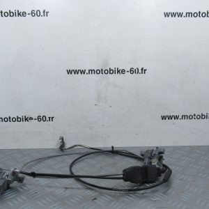 Cable serrure coffre Yamaha Tmax 500