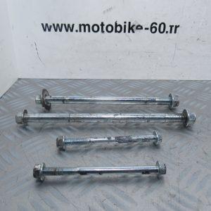 Lot axe roue Dirt Bike Lifan 125