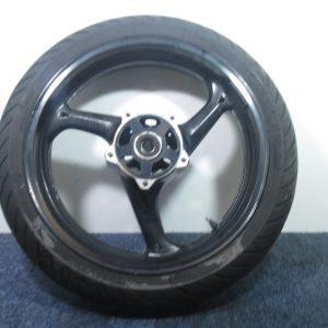 Roue avant Suzuki GSR 600 (120/70 ZR17 M/C58W)