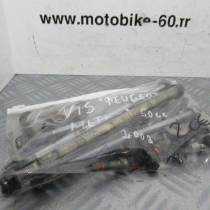 Visserie Peugeot TKR Metal X 50