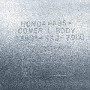 Carénage arrière gauche Honda 125 cc Swing ( 83501-KRJ-7900 )