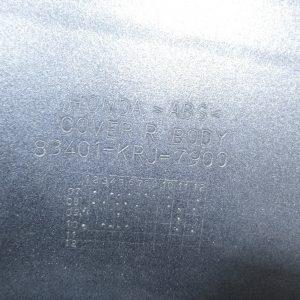 Carénage arrière droit Honda Swing 125 c.c  83401-KRJ-7900