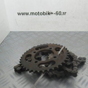 Kit chaine SYM XS 125 K 4 temps
