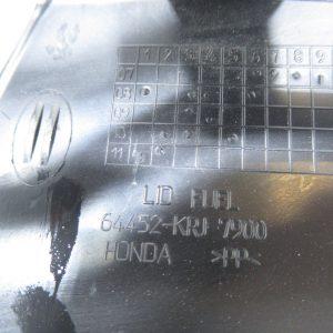 Trappe essence Honda Swing 125