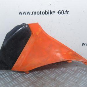 Plaque numero laterale gauche KTM SXF 250 (ref:77206003000)
