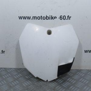 Plaque numero avant frontale KTM SXF 250 (ref:86591)