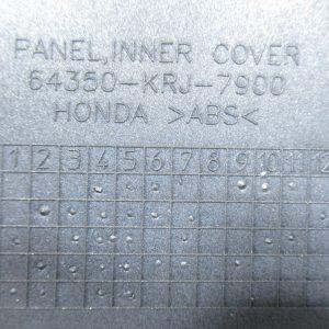 Carenage avant (ref:64350-krj-7900) Honda Swing 125cc