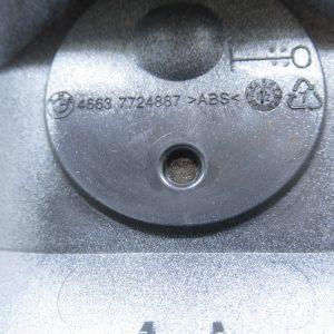 Carénage supérieur guidon BMW SPORT C 600 ( ref: 4663 7724887 )